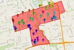 Ward 24 Willowdale voting locations