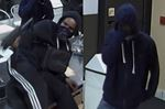 Police release images of alleged Oakville pizza shop robbery suspects