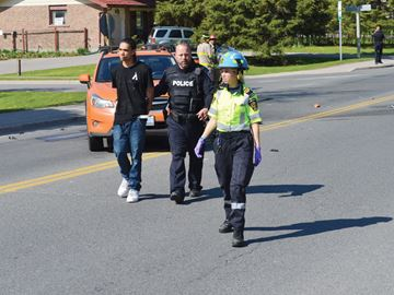 Greenbank robbery suspects arrested in Port Perry