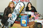 Toys donated to Big Brothers Big Sisters of North Simcoe