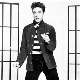 Elvis Presley uneasy in Hollywood-Image1