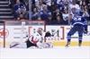 Senators edge Leafs in shootout