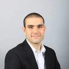 Alek Minassian is shown in a photo from his LinkedIn page. Minassian was a month away from completing his degree at Toronto's Seneca College when he reached out to an information technology recruitment firm in search of employment.