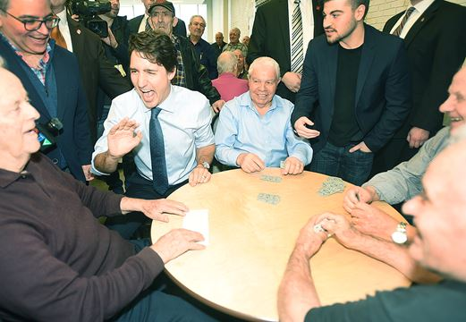 Trudeau in Vaughan
