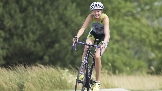 Kubas Chasing Down Triathlon Success Insidehalton Com