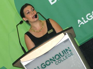 New Algonquin president to focus on enrolment, student retention