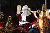Burford Santa Claus parade