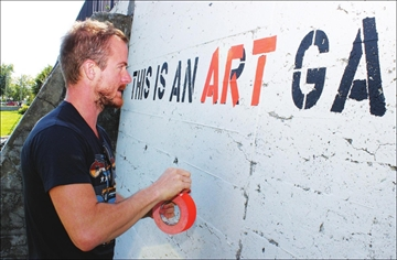 Community members invited to show their creativity and stick-to-itiven– Image 1