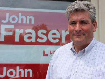 MPP John Fraser touts boost in sex assault support funding