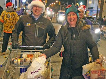 CHRISTMAS BASKETS APPEAL