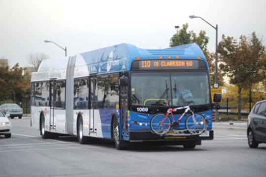 Miway Buses Get Moving Bramptonguardian Com