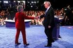 AP FACT CHECK: Trump, Clinton deny their own words in debate-Image4