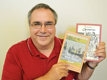Champlain history highlighted in new books by Penetanguishene author