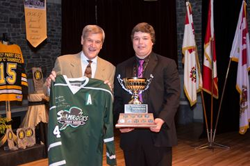 Bobby Orr Hall of Fame Induction Ceremony