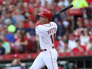 Toronto's best Major League Baseball player this season could be Joey Votto