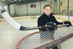 Ex-NHLer Gartner helps Barrie's homeless