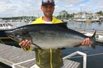Oakville father and son win new cars in Great Ontario Salmon Derby