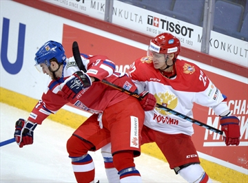 KHL: Leafs Sign Russian League Defenceman Zaitsev To One-year Deal
