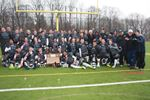 Barrie's JOA Knights play for OFSAA football title