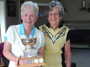 Meaford Ladies Golf Club hands out awards