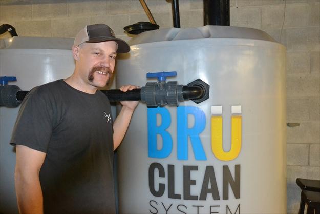 Muskoka craft brewery first to pioneer wastewater for O garage corbeil