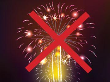 No fireworks allowed in Muskoka Lakes