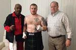 Brock Arthur, Boxing