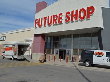 Future Shops close permanently