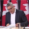 Liberal fiscal plan draws criticism from NDP and Tories