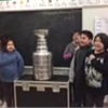 Lord Stanley's cup lands in Sandy Lake First Nation