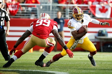 RG3 benched: Redskins to start Colt McCoy vs. Indy-Image1