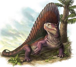 Canadian dinosaur