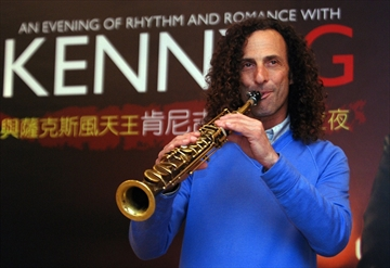 Kenny G's Hong Kong visit out of tune with China-Image1