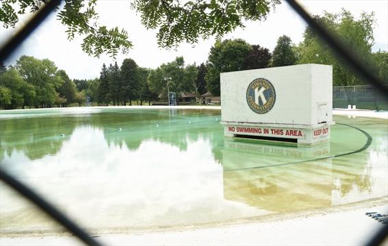 Pool Closing Kitchener Waterloo