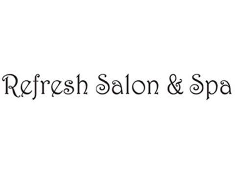 refresh salon spa