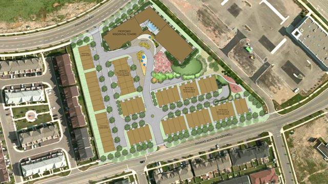 Thomas Alton development proposal