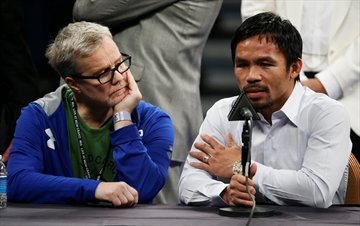Manny Pacquiao has shoulder surgery-Image1