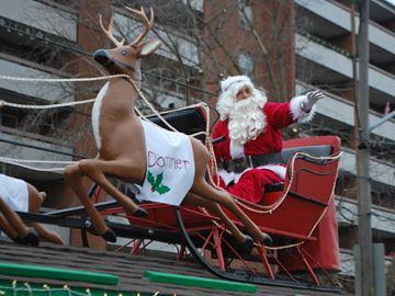Annual Stoney Creek Santa Claus Parade