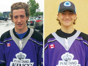 Penetang Kings add OHL draft pick Matt Prucha to roster