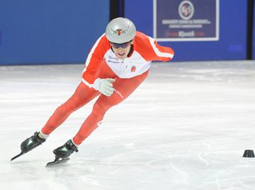 Oakville's Duffy qualifies for first senior speed skating worlds