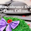 Remembrance Day Photo Call-out