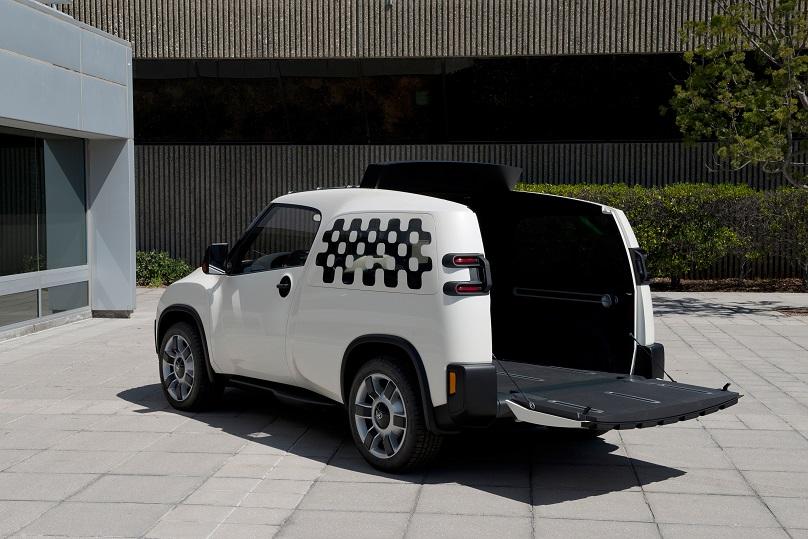 Toyota U2 Concept car