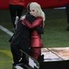 Lady Gaga wins praise for anthem performance-Image1