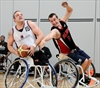 VIDEO: Gold medal wheelchair basketball
