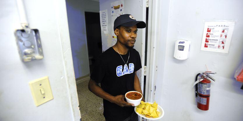 Soup Kitchen Volunteer York Region