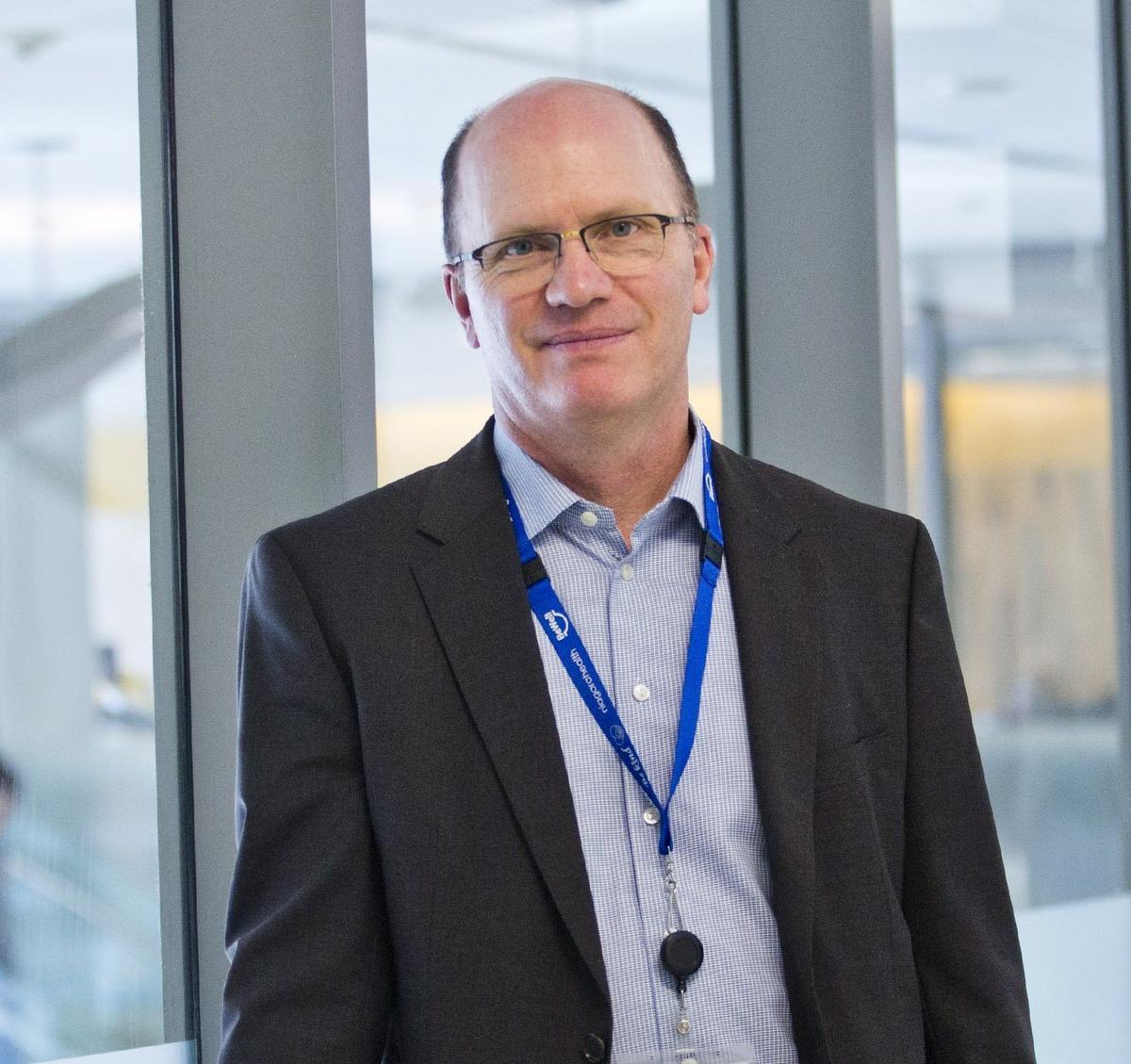 Dr. Tom Stewart, CEO, Niagara Health and St. Joseph's Healthcare Hamilton