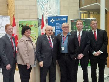 Cancer research gets federal, local boost