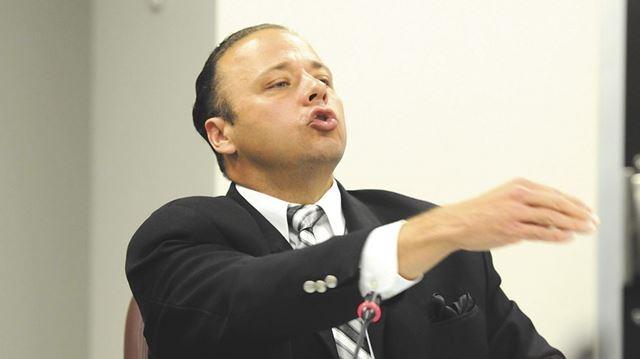 Former Oshawa Councillor  Robert Lutczyk