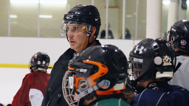 Orangeville hockey dad
