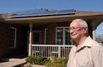 Solar roofs made in Guelph awesome, but bureaucratic hoops frustrating, Innisfil councillor says